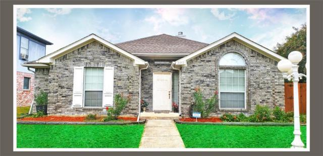 2212 Waterway Drive, Mesquite, TX 75181 (MLS #13970219) :: RE/MAX Town & Country