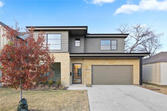 4715 March Avenue, Dallas, TX 75209 (MLS #13970401) :: Kimberly Davis & Associates