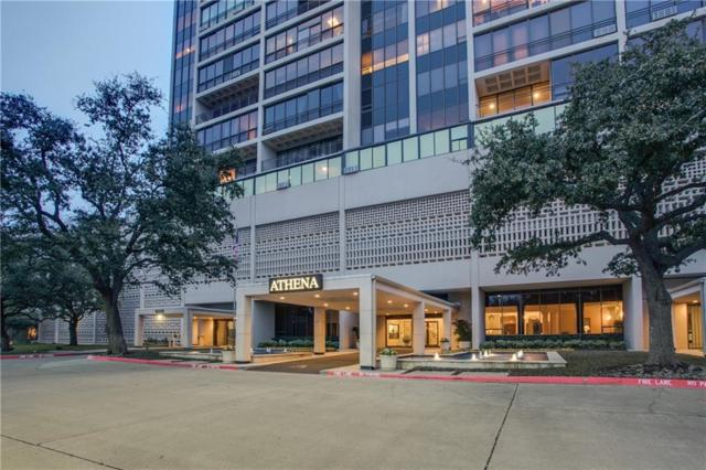 6335 W Northwest Highway #1411, Dallas, TX 75225 (MLS #13977839) :: Team Hodnett
