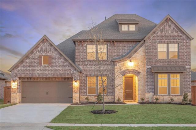 241 Lake Trail, Prosper, TX 75078 (MLS #13981180) :: Real Estate By Design