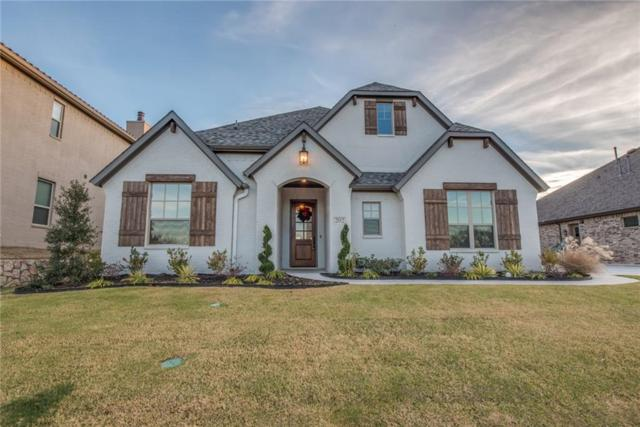 202 Creekview Terrace, Aledo, TX 76008 (MLS #13981574) :: Kimberly Davis & Associates