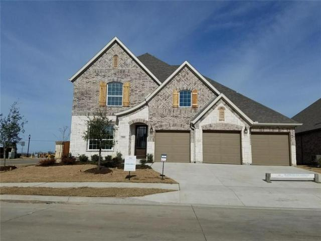 2880 Clearwater Drive, Prosper, TX 75078 (MLS #13981646) :: Kimberly Davis & Associates