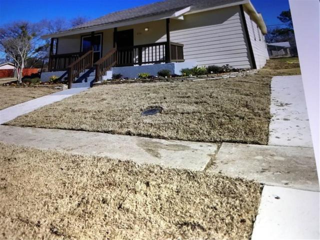 606 SW 18Th Street #1, Grand Prairie, TX 75050 (MLS #13988360) :: The Tierny Jordan Network