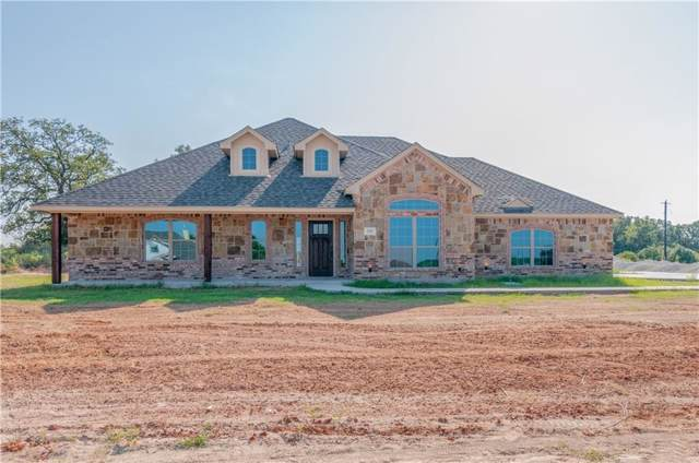 208 Eldorado Court, Boyd, TX 76023 (MLS #13990659) :: The Tierny Jordan Network