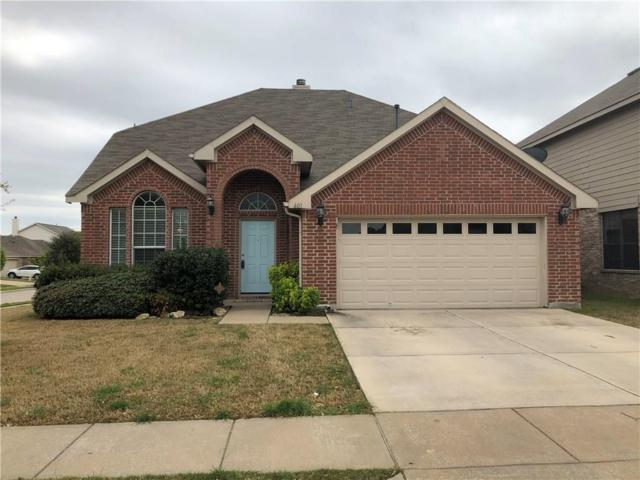 601 Saddleway Drive, Fort Worth, TX 76179 (MLS #13996730) :: RE/MAX Town & Country
