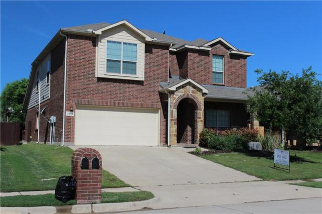 2218 Brandy Drive, Weatherford, TX 76087 (MLS #14001158) :: The Hornburg Real Estate Group