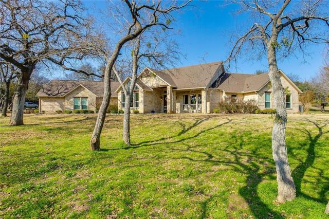 111 Driftwood Ranch Trail, Weatherford, TX 76087 (MLS #14003306) :: The Heyl Group at Keller Williams