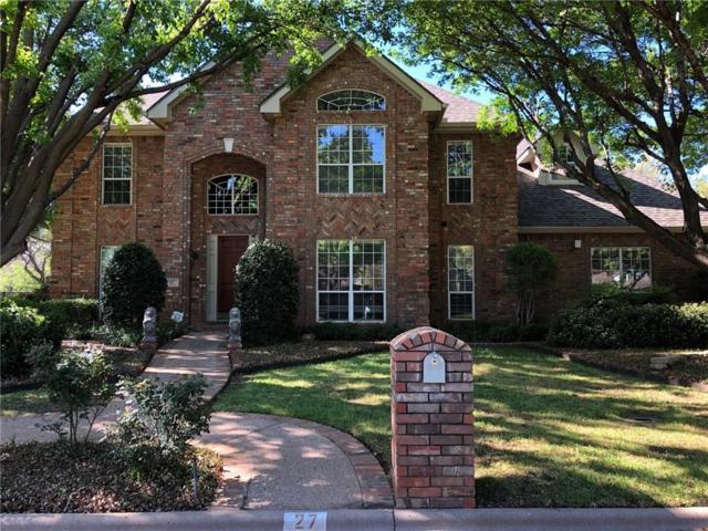 27 Glen Abbey Street, Abilene, TX 79606 (MLS #14005012) :: RE/MAX Town & Country