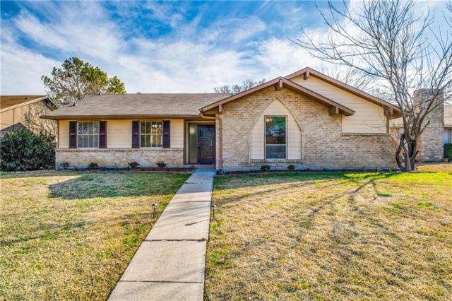 1650 Glenhill Lane, Lewisville, TX 75077 (MLS #14006736) :: The Hornburg Real Estate Group