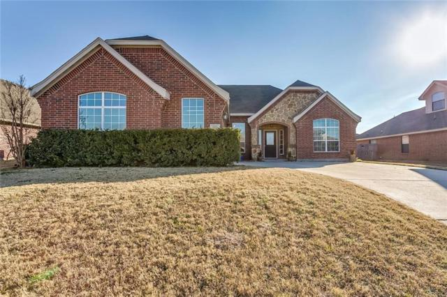2233 Taylor Drive, Weatherford, TX 76087 (MLS #14007873) :: RE/MAX Town & Country
