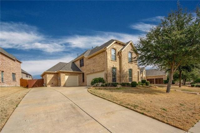 832 Hidden Springs Court, Mckinney, TX 75071 (MLS #14009749) :: The Heyl Group at Keller Williams