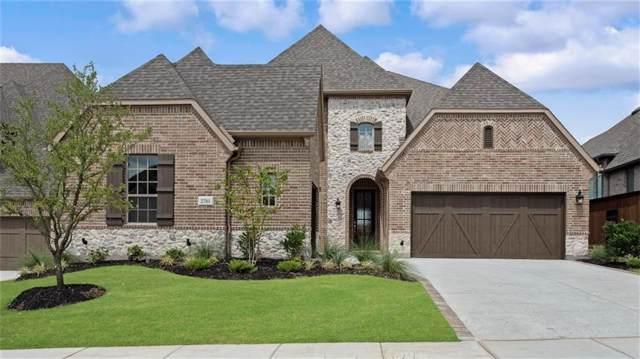 2761 Langley Way, Prosper, TX 75078 (MLS #14016066) :: Real Estate By Design