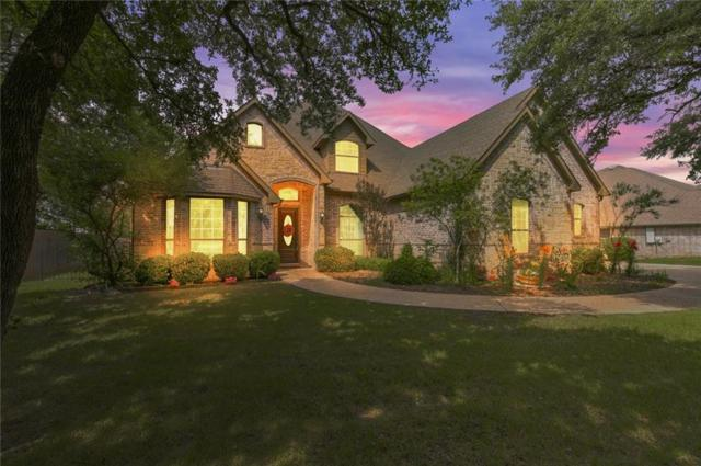 422 Valley View Court, Aledo, TX 76008 (MLS #14016735) :: The Heyl Group at Keller Williams