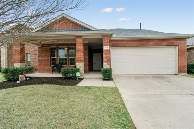 916 Lake Forest Trail, Little Elm, TX 75068 (MLS #14017978) :: RE/MAX Town & Country