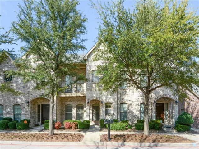 6728 Pistoia Drive, Frisco, TX 75034 (MLS #14018530) :: RE/MAX Landmark
