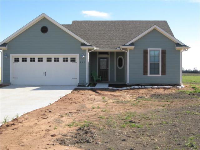 445 W Fannin, Leonard, TX 75452 (MLS #14019680) :: Robbins Real Estate Group