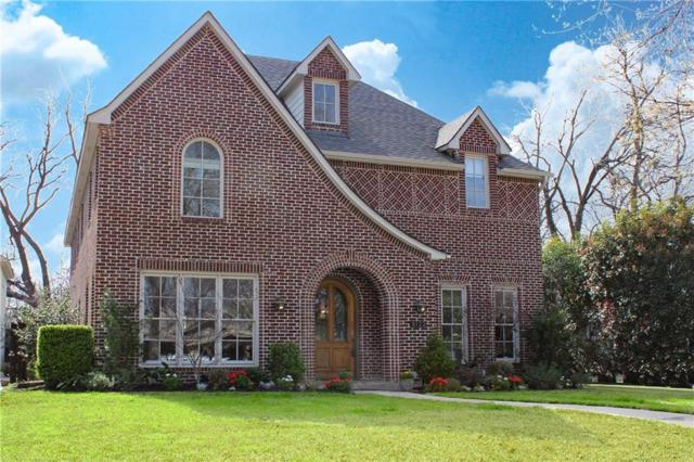6122 Bryan Parkway, Dallas, TX 75206 (MLS #14026033) :: The Good Home Team
