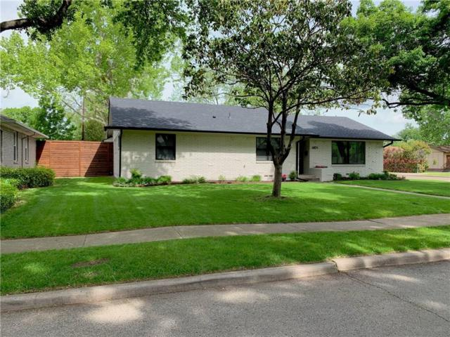 6851 Whitehill Street, Dallas, TX 75231 (MLS #14028561) :: RE/MAX Town & Country
