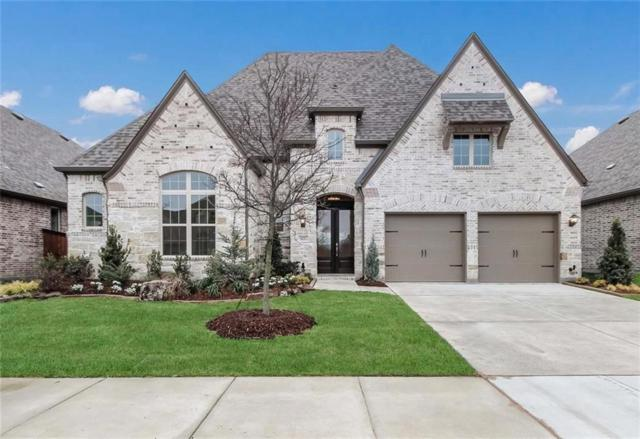 16211 Cullen Park Way, Prosper, TX 75078 (MLS #14029517) :: Kimberly Davis & Associates