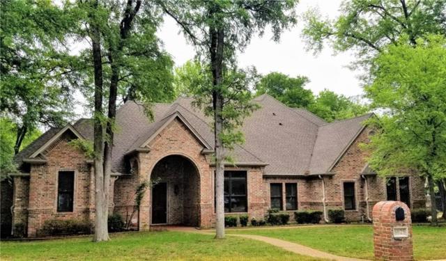 6025 Terrace Oaks Lane, Fort Worth, TX 76112 (MLS #14031486) :: The Heyl Group at Keller Williams