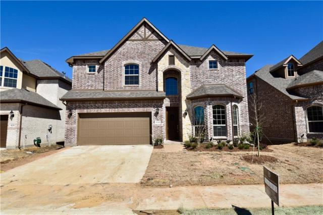 1216 Yarrow Street, Little Elm, TX 75068 (MLS #14032419) :: RE/MAX Landmark