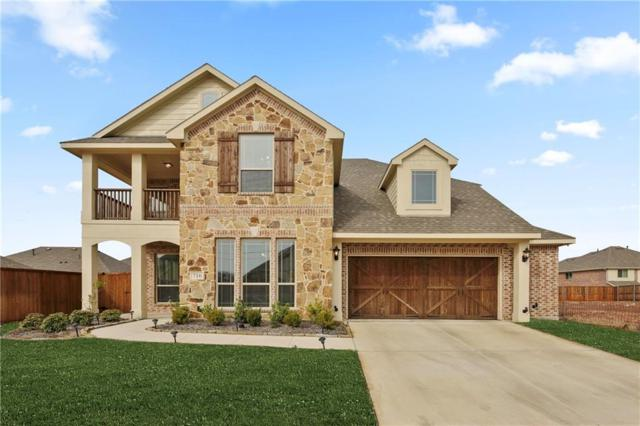 716 Rockingham Drive, Wylie, TX 75098 (MLS #14036877) :: RE/MAX Town & Country