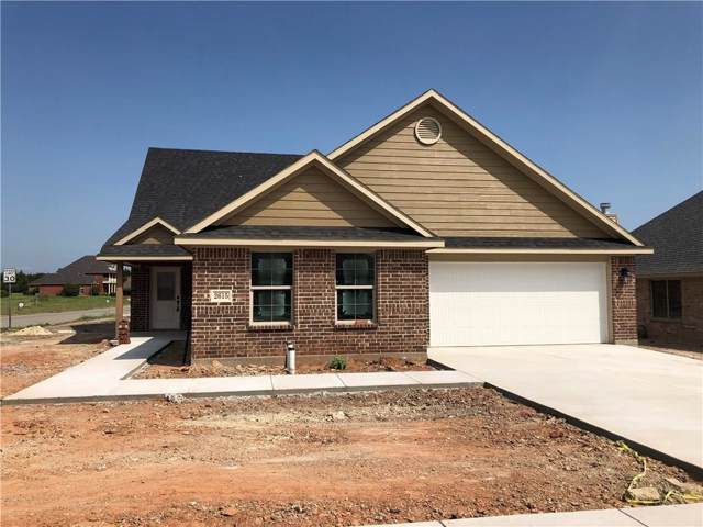 2615 Brossard Drive, Sherman, TX 75092 (MLS #14037964) :: RE/MAX Town & Country