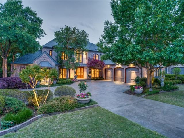 6628 Whispering Woods Court, Plano, TX 75024 (MLS #14041328) :: Baldree Home Team