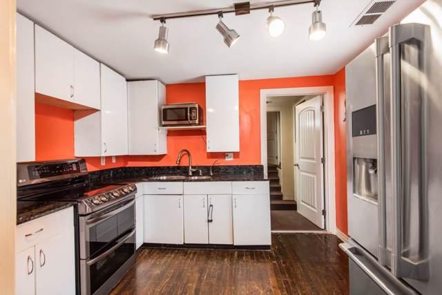 1608 S Polk Street, Dallas, TX 75224 (MLS #14042751) :: Frankie Arthur Real Estate