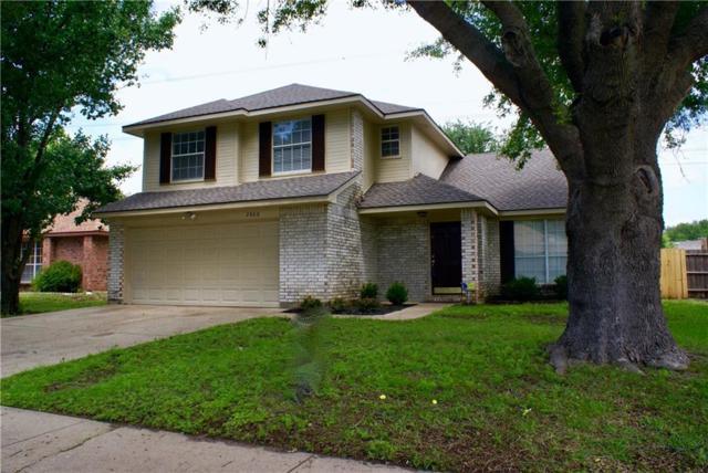 2868 Red Oak Drive, Grand Prairie, TX 75052 (MLS #14045246) :: The Tierny Jordan Network