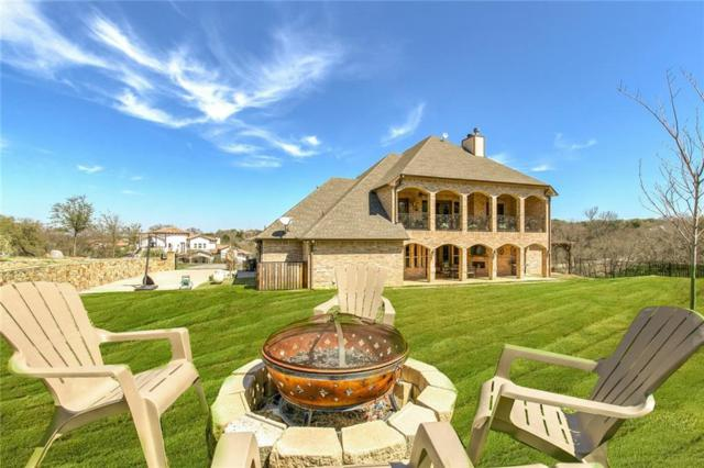 151 Crooked Creek Lane, Aledo, TX 76008 (MLS #14045962) :: The Tierny Jordan Network
