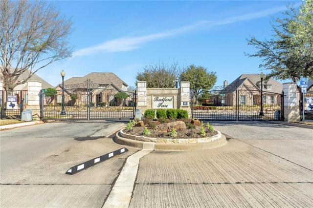 2437 Bedford Circle, Bedford, TX 76021 (MLS #14046073) :: The Heyl Group at Keller Williams