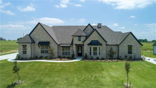 1044 Aledo Ridge Court, Aledo, TX 76008 (MLS #14048735) :: Potts Realty Group