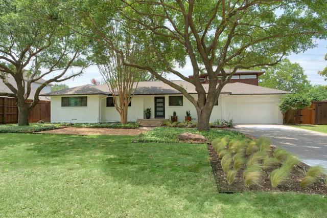 11031 Lawnhaven Road, Dallas, TX 75230 (MLS #14049554) :: Robbins Real Estate Group