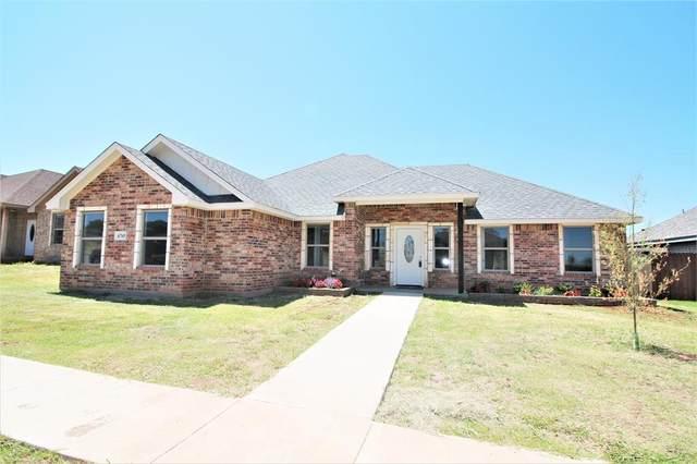 6765 Hillside Court, Abilene, TX 79606 (MLS #14052319) :: The Mitchell Group