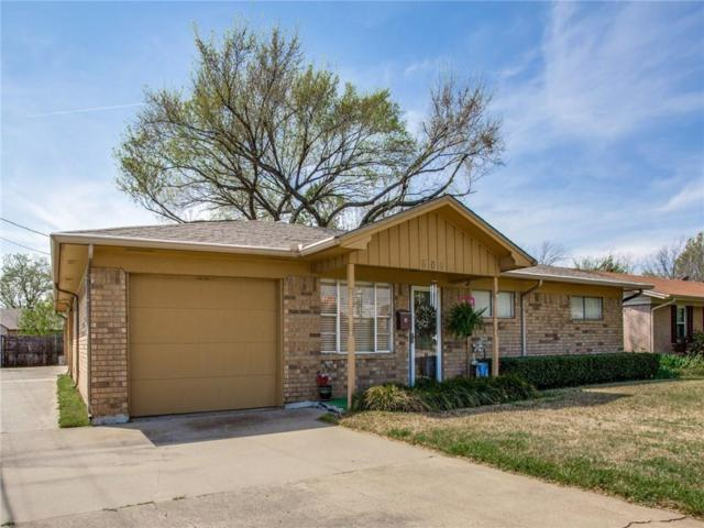 606 W Purnell Road, Lewisville, TX 75067 (MLS #14053445) :: The Heyl Group at Keller Williams