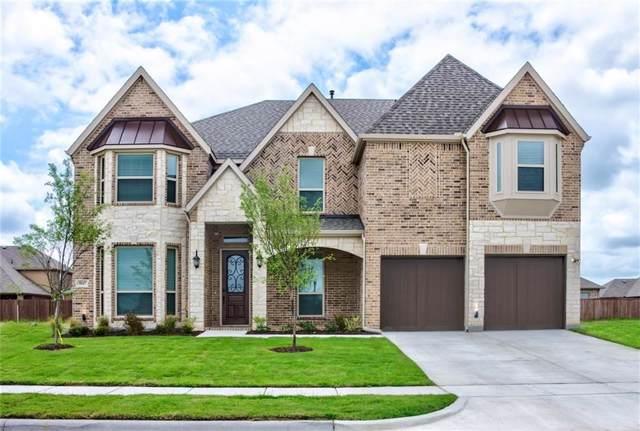 1017 Meadowlark Avenue, Forney, TX 75126 (MLS #14055051) :: RE/MAX Landmark