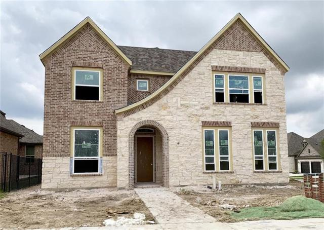 1115 Sewanee Drive, Allen, TX 75013 (MLS #14057311) :: The Hornburg Real Estate Group