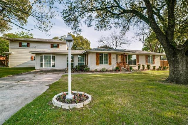 244 Leda Drive, Dallas, TX 75218 (MLS #14064325) :: RE/MAX Town & Country