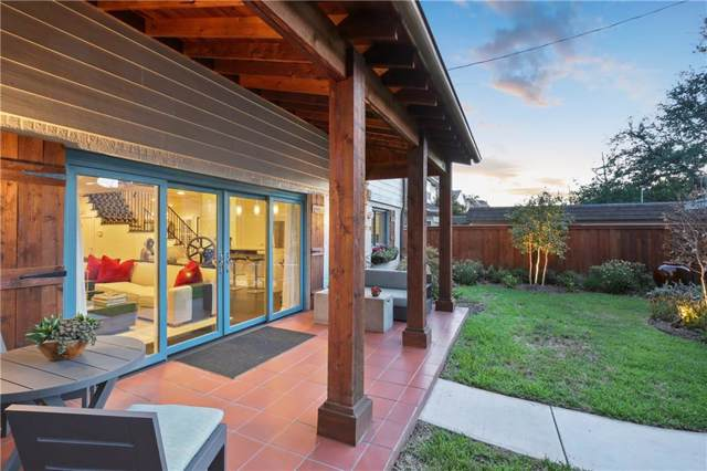 3400 Amherst Avenue, University Park, TX 75225 (MLS #14067157) :: Robbins Real Estate Group