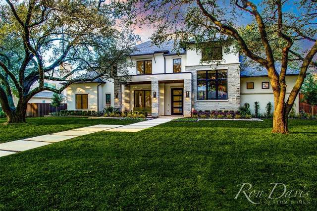 4415 Myerwood Lane, Dallas, TX 75244 (MLS #14069618) :: Potts Realty Group