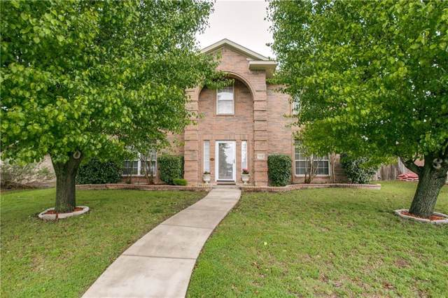 1313 Lombardy Way, Allen, TX 75002 (MLS #14070067) :: Frankie Arthur Real Estate