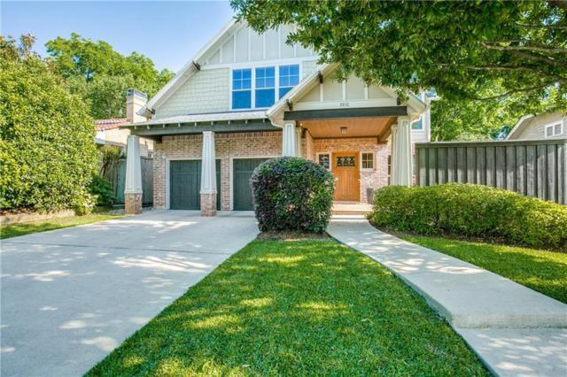 5510 Bonita Avenue, Dallas, TX 75206 (MLS #14072597) :: Robbins Real Estate Group