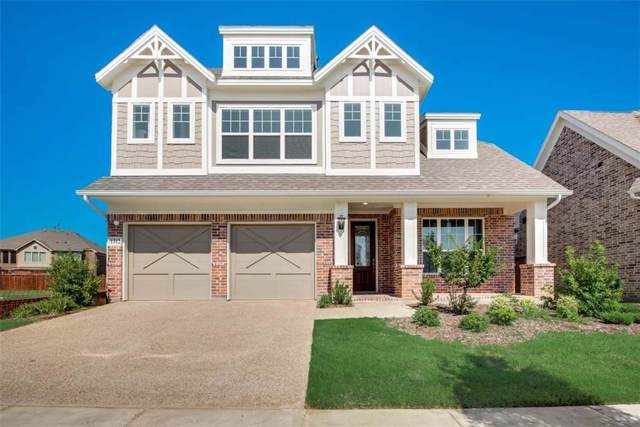 1312 Mary Horn, Savannah, TX 76227 (MLS #14077825) :: Real Estate By Design