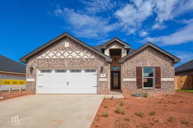 250 Martis Way, Abilene, TX 79602 (MLS #14078330) :: The Chad Smith Team