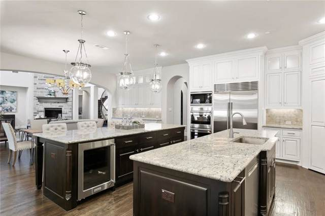 1012 Evergreen Place, Southlake, TX 76092 (MLS #14079232) :: The Real Estate Station