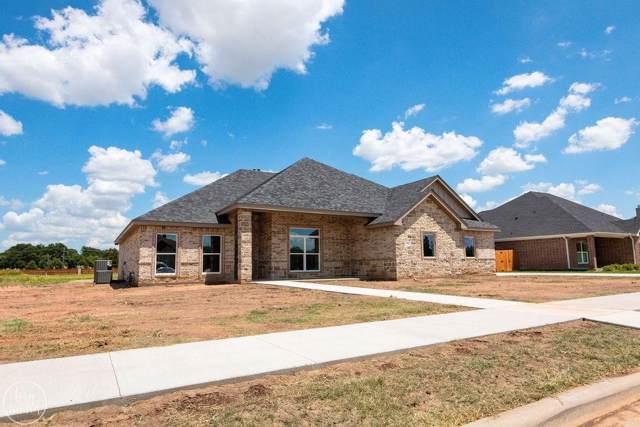 2301 Savanah Oaks Bend, Abilene, TX 79602 (MLS #14088105) :: The Paula Jones Team | RE/MAX of Abilene
