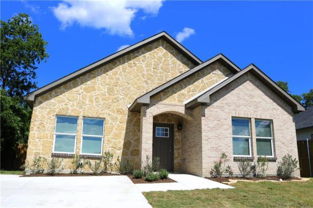 832 Hutchins Road, Dallas, TX 75203 (MLS #14092597) :: The Heyl Group at Keller Williams
