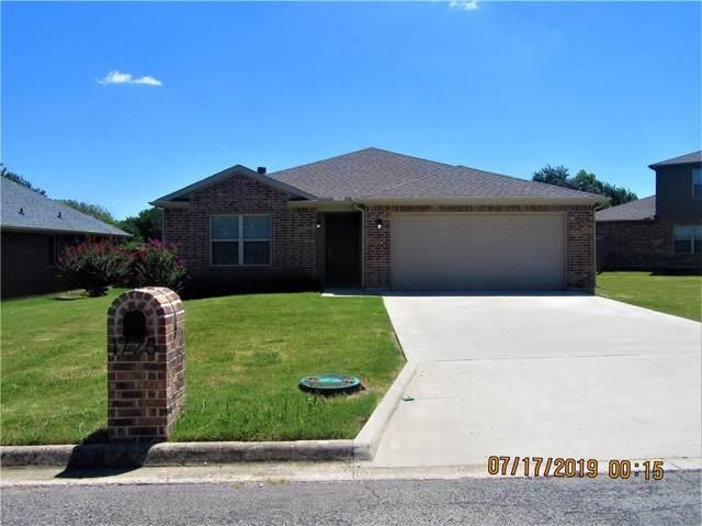 1725 Fairway Drive, Sherman, TX 75090 (MLS #14093326) :: Hargrove Realty Group