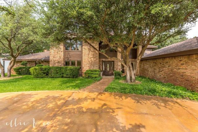 16 Fairway Oaks Boulevard, Abilene, TX 79606 (MLS #14094317) :: The Chad Smith Team
